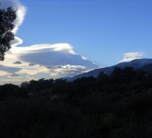 El cielo en Piedralaves