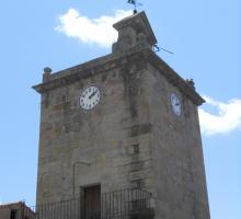 Piedralaves, Torre del Reloj