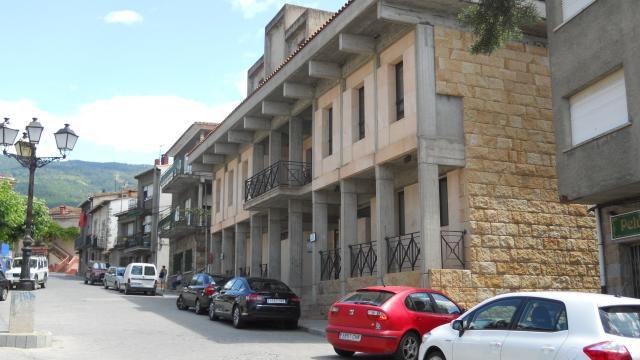 Edificio del Consultorio Médico de Piedralaves. Piso Bajo.