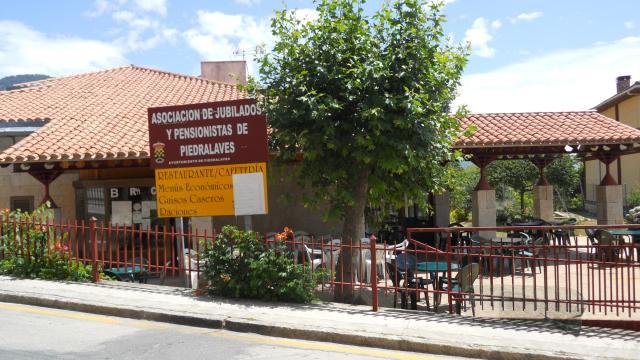 Asociación de Jubilados y Pensionistas de Piedralaves
