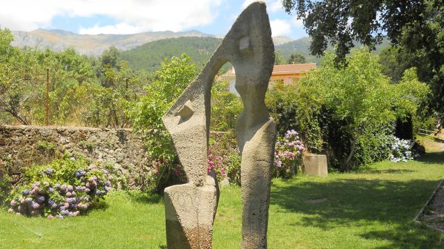 Obra de Arte , Parque del Venerito, Piedralaves