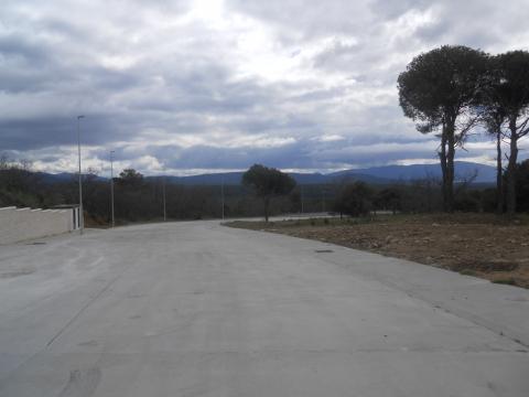Parque empresarial de Piedralaves
