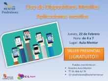 Taller de uso de dispositivos móviles